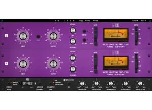 Brainworx Purple Audio MC77