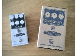 Origin Effects Cali76 Compact Bass (49695)