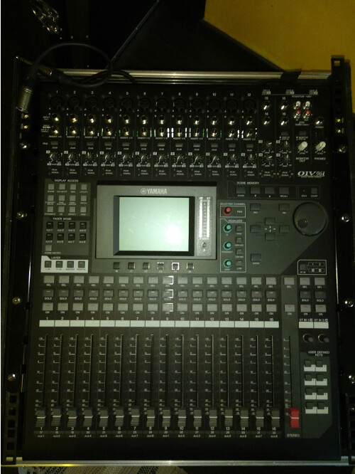 Yamaha 01V96i (7117)