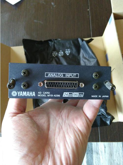 Yamaha 01V96i (68500)
