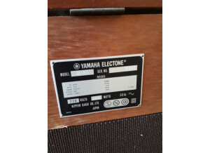 Yamaha Electone D85