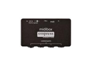 Empress Effects Midi Box