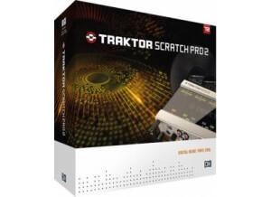 Native Instruments Traktor Scratch Pro 2
