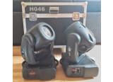 Vends Lyres Wash 250 + contrôleur DMX + câbles DMX