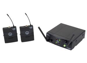 AKG WMS 40 Pro Dual Instrument