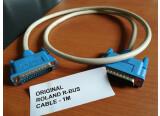 A vendre câble original R-BUS de ROLAND  -  1m