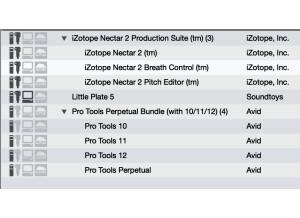 Avid Pro Tools 12 (5423)