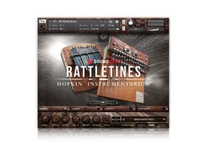 Soundiron Hopkin Instrumentarium: Rattletines