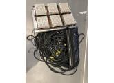 Patch Bantam Switchcraft avec câblage et panneau de brassage