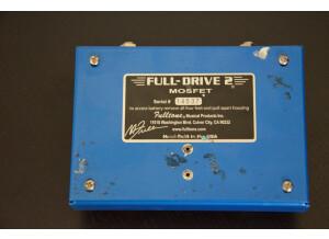 Fulltone Full-Drive 2 Mosfet (90006)