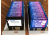 100 disquettes KID NEPRO EMU 1200