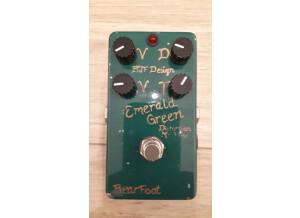 BJFe / BearFoot Emerald Green Disto