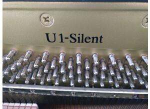 Yamaha U1-Silent SI Gray Scale