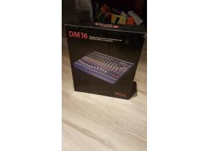 DDA DM16