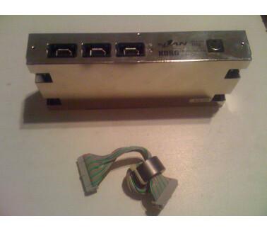 Korg EXB-mLAN Interface Board