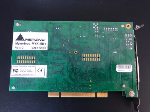 Merging Technologies Mykerinos (58843)