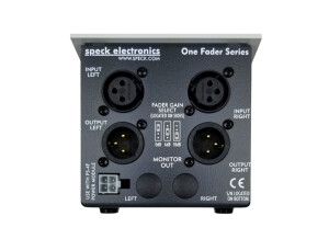 Speck Electronics Fader 2