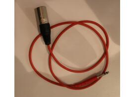 Vends cable Bantam (TT) vers XLR Neutrik/Rean 95 cm