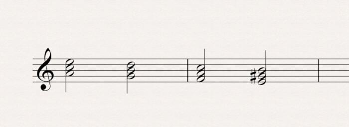 cadence espagnole