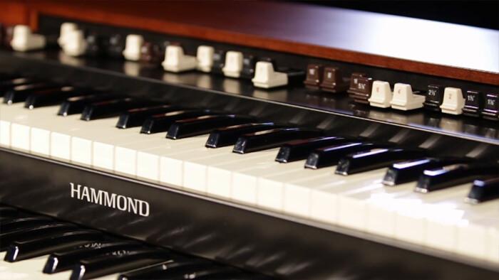 Leslie 3300 : Demo Hammond