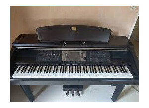 Yamaha Clavinova CVP-207