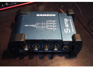 Samson Technologies S-amp (24936)