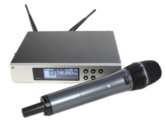 02_Mic and Receptor