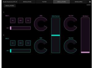 ID-Entity Touch OS Layout for Studio Electronics ATC-X(i)