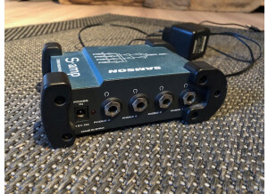 Samson Technologies S-amp (49634)
