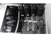 vends  set  complet  de  4 radio  MOTOROLA GP 340