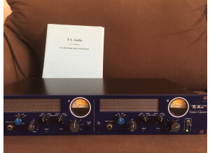 TL Audio PA-1 2-Channel Pentode Tube Preamp (16158)