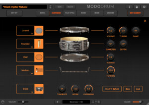 IK Multimedia Modo Drum