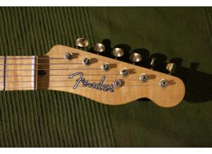 Fender Custom Shop Roadshow 2011 Telecaster Thinline (84531)