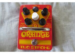 Orange Two Stroke