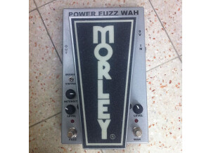 Morley Cliff Burton Tribute Series Power Fuzz Wah (19975)