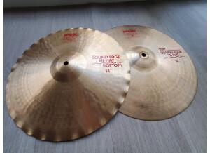 Paiste 2002 Sound Edge Hi-Hat 14''
