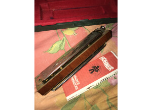 Hohner harmonica polyphonia