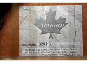 Norman B20 HG