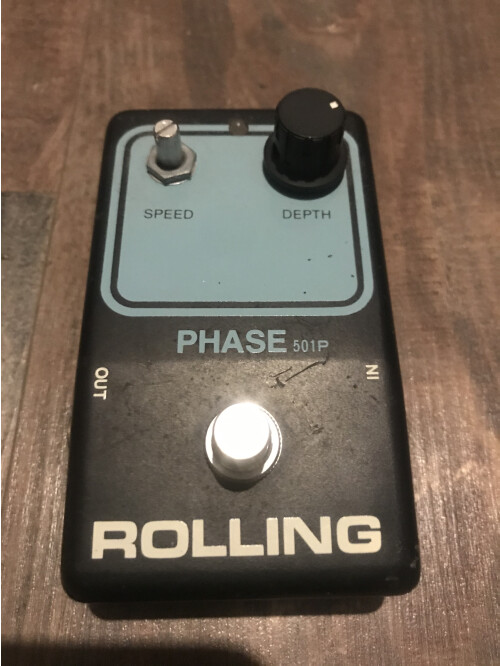 Rolling Audio Phase 501p (41516)