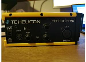 TC-Helicon Perform-VE