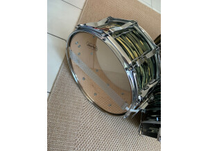 Ludwig Drums Ludwig USA classic Maple Ringo Starr- black oyster pearl 22