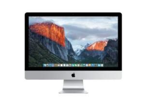 Apple iMac (Retina 4K, 21.5 pouces, fin 2015) (11639)