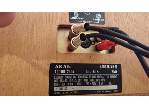 Akai 4000 DS Mk II (60892)