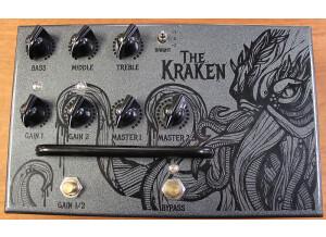 Kraken Preamp controls 2