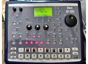 Boss SP-505 Groove Sampling Workstation (6148)