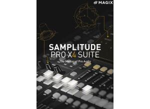 Magix Samplitude Pro X4 Suite (58721)