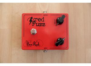Benrod Electro Red Fuzz