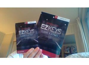 Toontrack EZkeys Classic Electrics (99600)