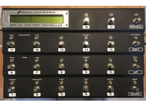 Fractal Audio Systems MFC-101 (95087)