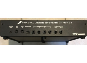 Fractal Audio Systems MFC-101 (39705)